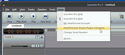 SmartSound plugin for Pinnacle Studio 17