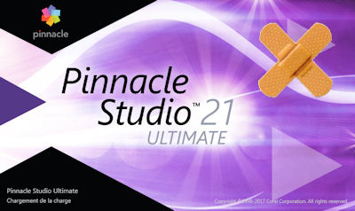 Vignette Studio 21 patch
