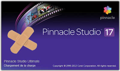 Télécharger le correctif N°5 Pinnacle Studio 17