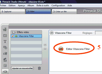 Edit VitaScene Plugin