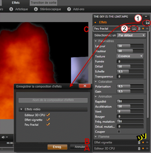 Details of
