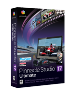 Pinnacle Studio 17 Retail Box