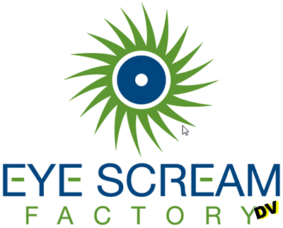 Logo de Eye Scream Factory (ESF)
