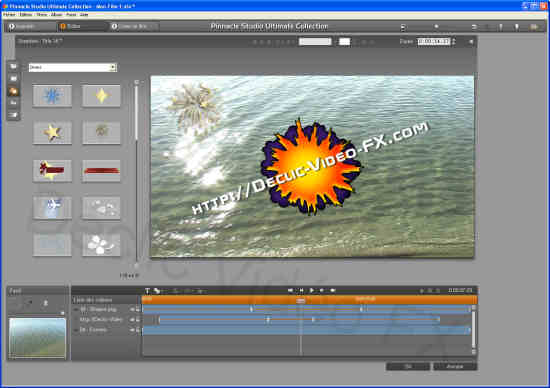 """Motion"" Titler for Studio 14 HD"