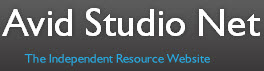 Avid Studio Net - Independent resource